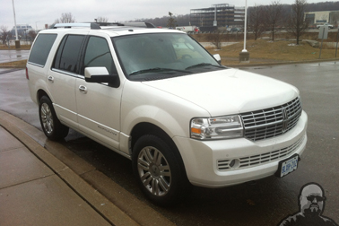 2012 Lincoln Navigator – Review