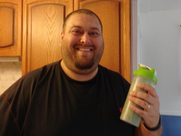 Big Daddy's Spinach Smoothie #NewBDK