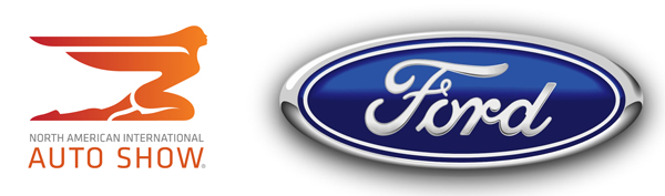 I'm heading to NAIAS 2015 with Ford Canada! #FordNAIAS