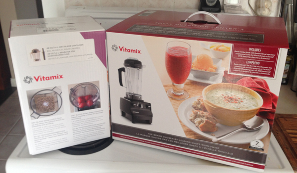 Welcome Home, VitaMix! #NewBDK @Vitamix #Health