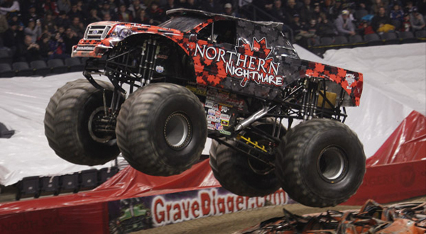 #HamOnt Monster Jam ticket giveaway! April 5th! #MonsterJam @MonsterJam