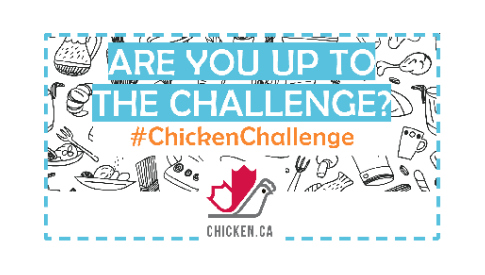 Great Canadian Chicken Challenge Contest and Twitter Party! #ChickenChallenge