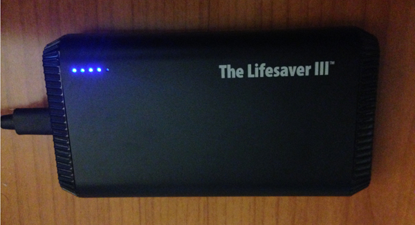 The Lifesaver III by Everik is a beast