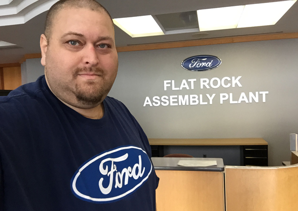 A Tour of Ford's Flat Rock Assembly Plant