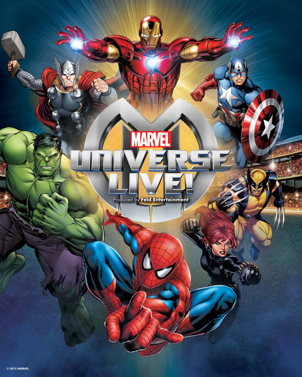 Marvel Universe LIVE! is coming to Canada, and you can win tickets! #MarvelUniverseLive @MarvelOnTour