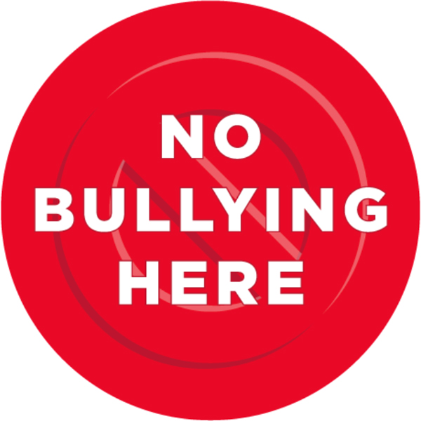 There's No Place For Bullies Here! #RedDotSafeSpot