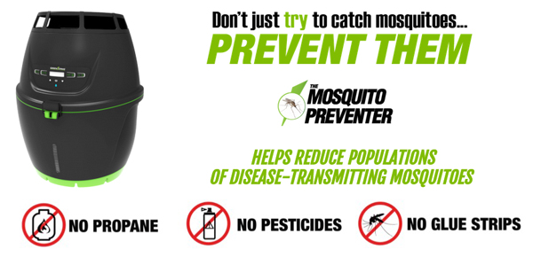 Eliminate mosquitoes at the source with @GREEN_STRIKE Mosquito Preventer!