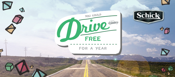 Drive Free for a Year! Enter the @FreeYourSkinCA #DriveFree contest!