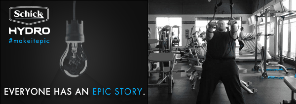 Everyone has a story. Here's mine. #MakeItEpic
