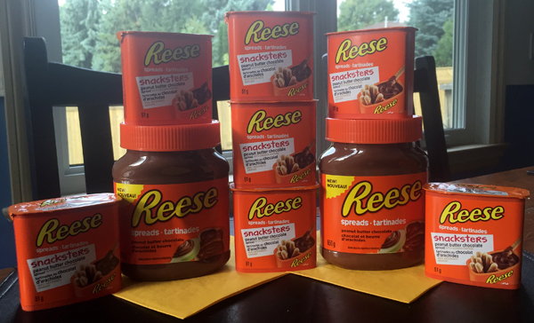 Reese Spreads made life in Canada a little more perfect! #DoYouSpoon
