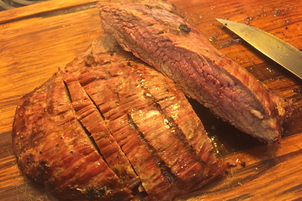 Big Daddy's Grilled Flank Steak. #Recipe