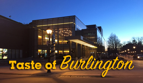 Taste of Burlington Header 2016
