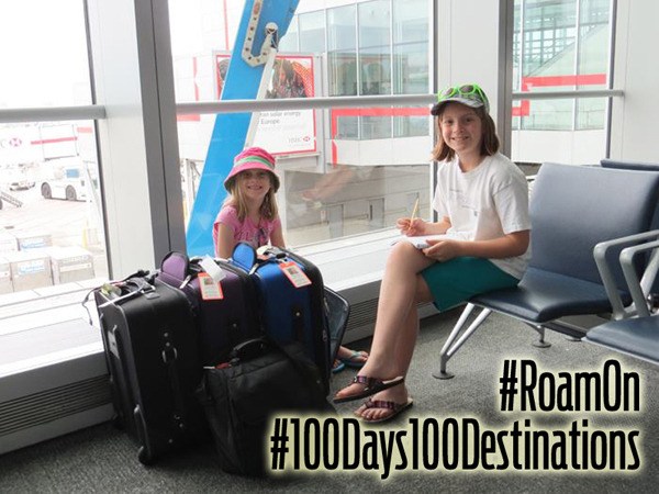 Roam Like Home to over 100 Destinations with @Rogers! #100Days100Destinations