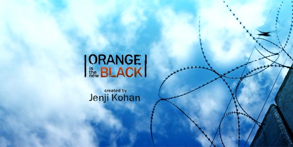 OITNB title screen