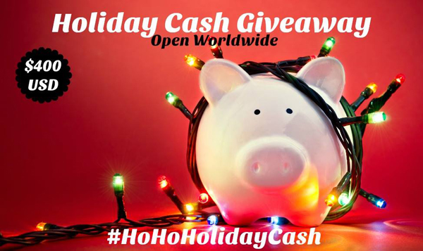 holiday cash paypal giveaway