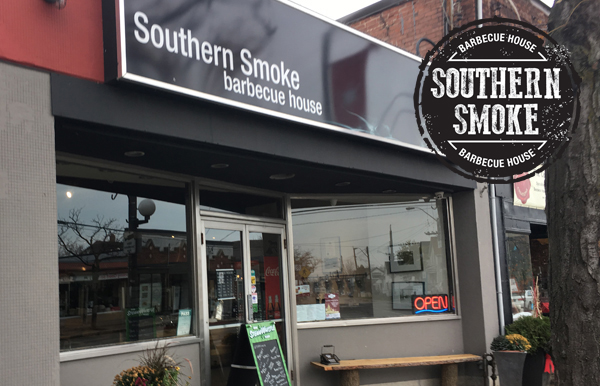 Enjoy a sultry taste of the south at Southern Smoke.