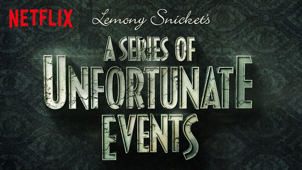 A Series of Unfortunate Events on Netflix. #Streamteam