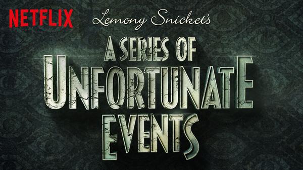 A Series of Unfortunate Events on Netflix. #Streamteam