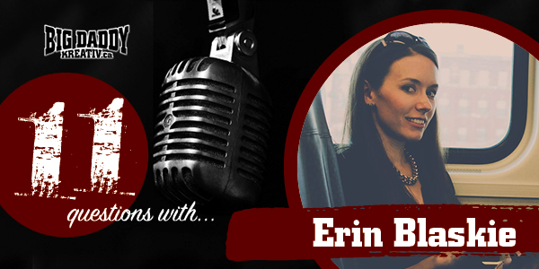 Erin Blaskie feature