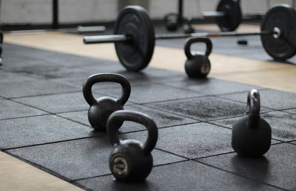 Post-Workout kettlebells feature