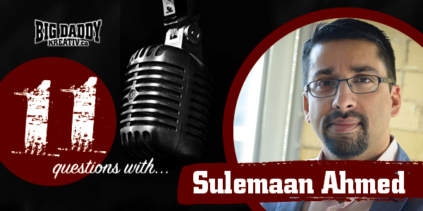 SULEMAAN AHMED feature