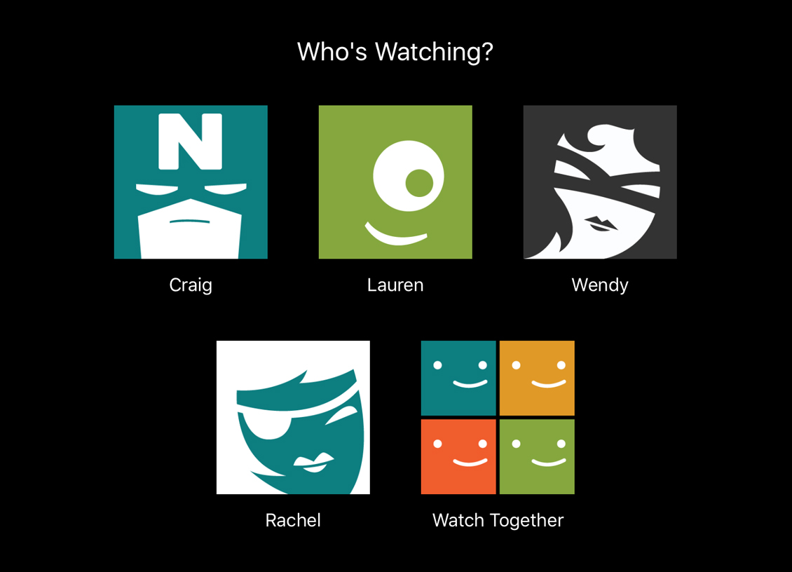 What were the streaming habits of Canadian Netflix members in 2017?