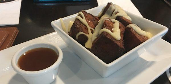 fionn bread pudding