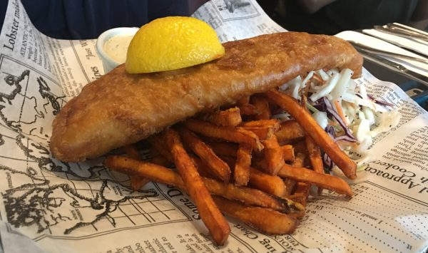 fionn fish and chips