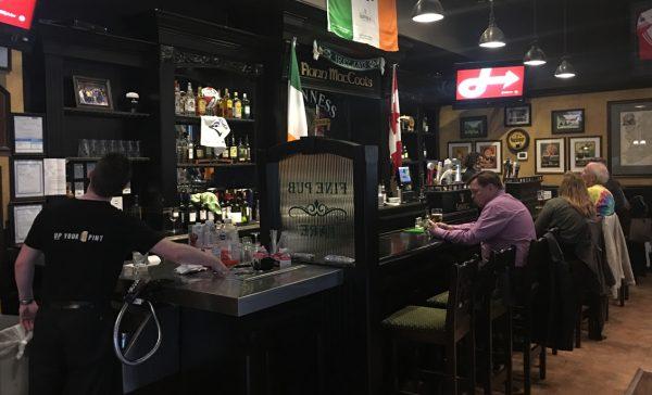 fionn the bar