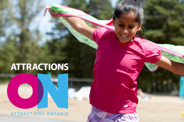 Plan your next weekend getaway or activity with Attractions Ontario. #Ontario150