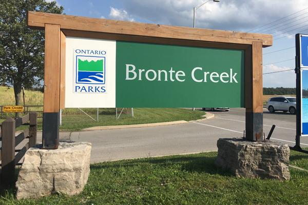 So much more than Picnics and Playbarns at Bronte Creek Provincial Park.