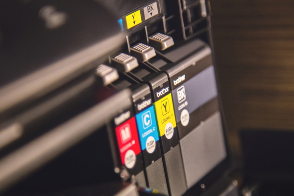 remanufactured ink cartridges feature SMALL
