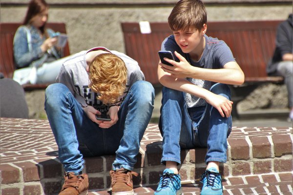 Pre-Teen Cell Phone Etiquette: Knowing What is Okay, and What is Not.