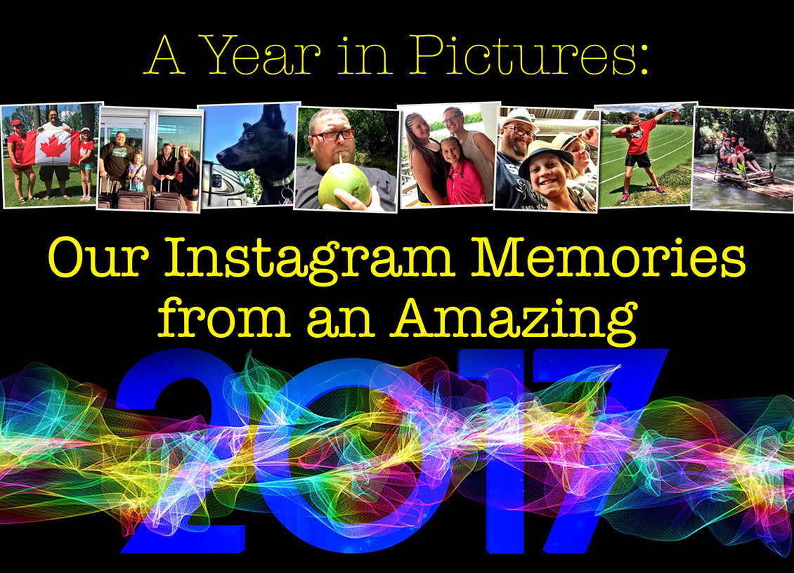 A Year in Pictures: Our Instagram Memories from an Amazing 2017!