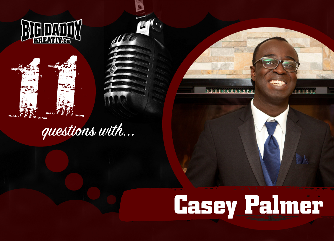 11 Questions with… Casey Palmer. #bdk11Qs