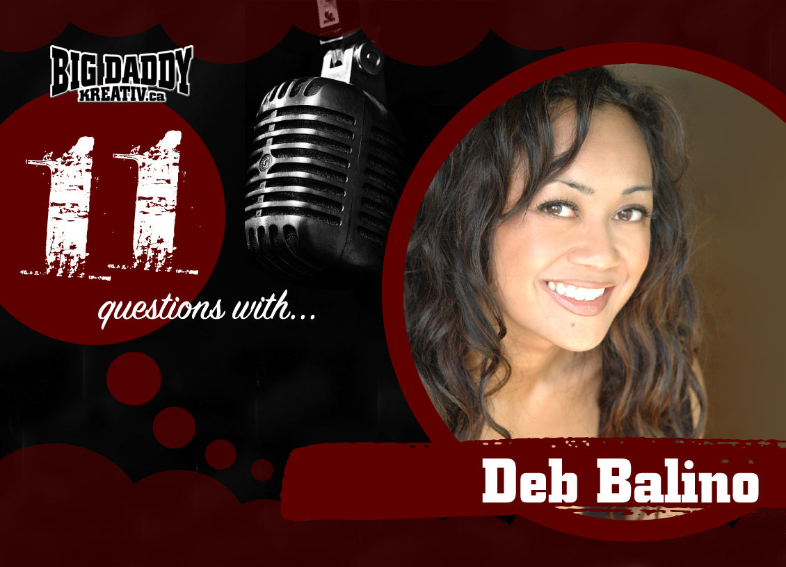 11 Questions with… Deb Balino. #bdk11Qs