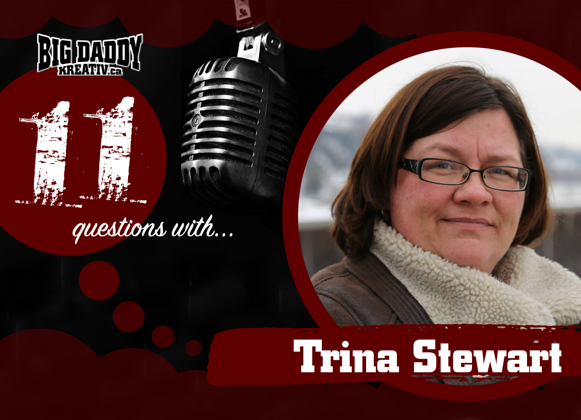 11 Questions with… Trina Stewart