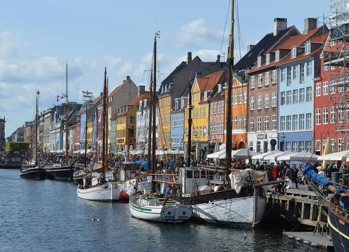 5 Places to go Shopping while in Copenhagen Denmark