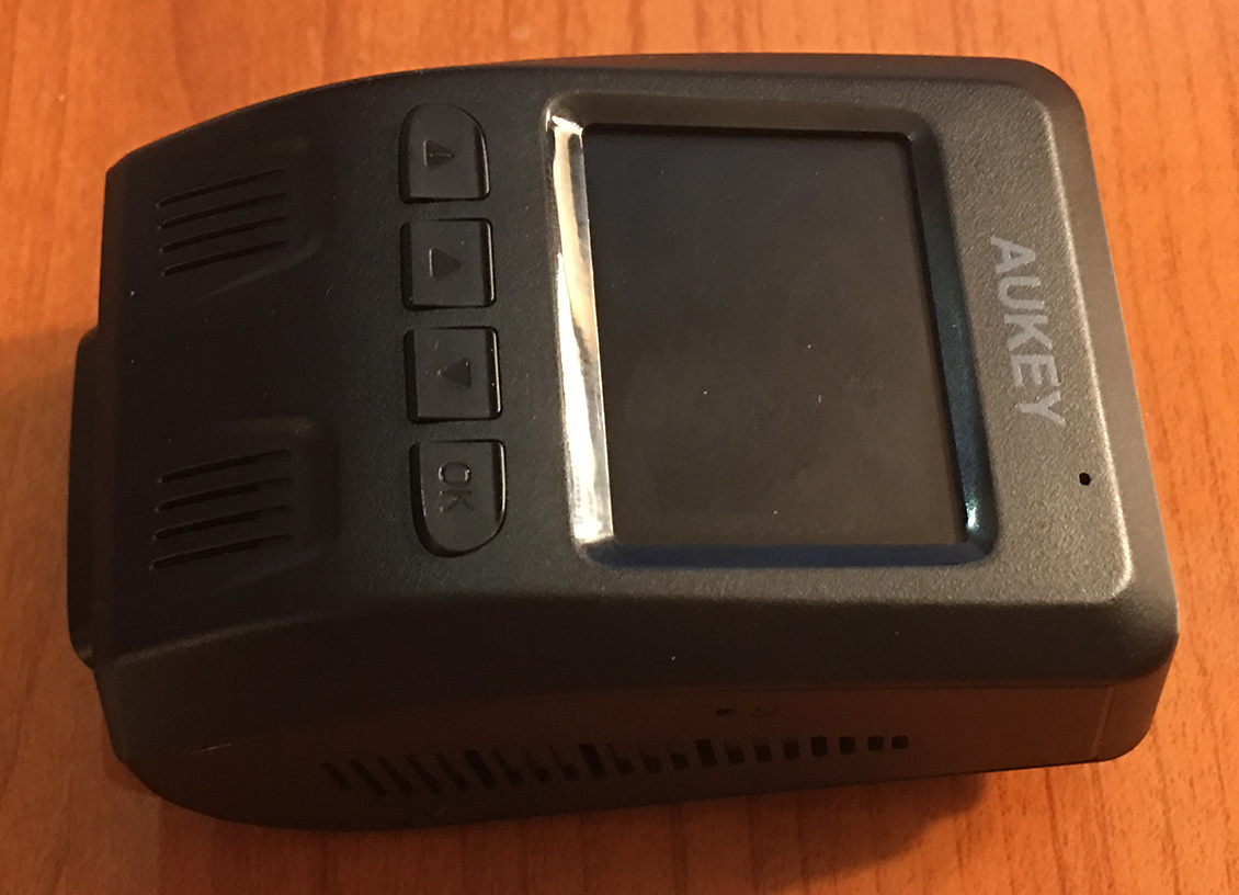 Novelty or Necessity: The @AukeyCanada DR02 1080p Dash Cam. #review #giveaway