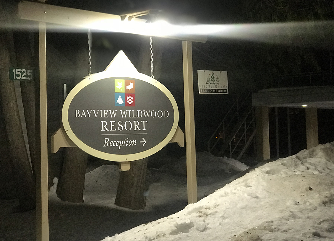 Our Family Day Long Weekend Getaway to Bayview Wildwood Resort. @bayviewwildwood #WinterWell #OntLakeCountry #sponsored