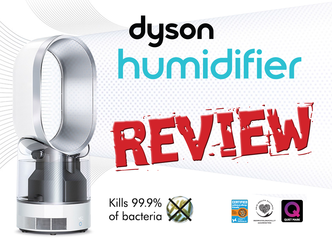 Whole Room Humidification: Putting the Dyson Humidifier to the test! @Dyson #review #ad