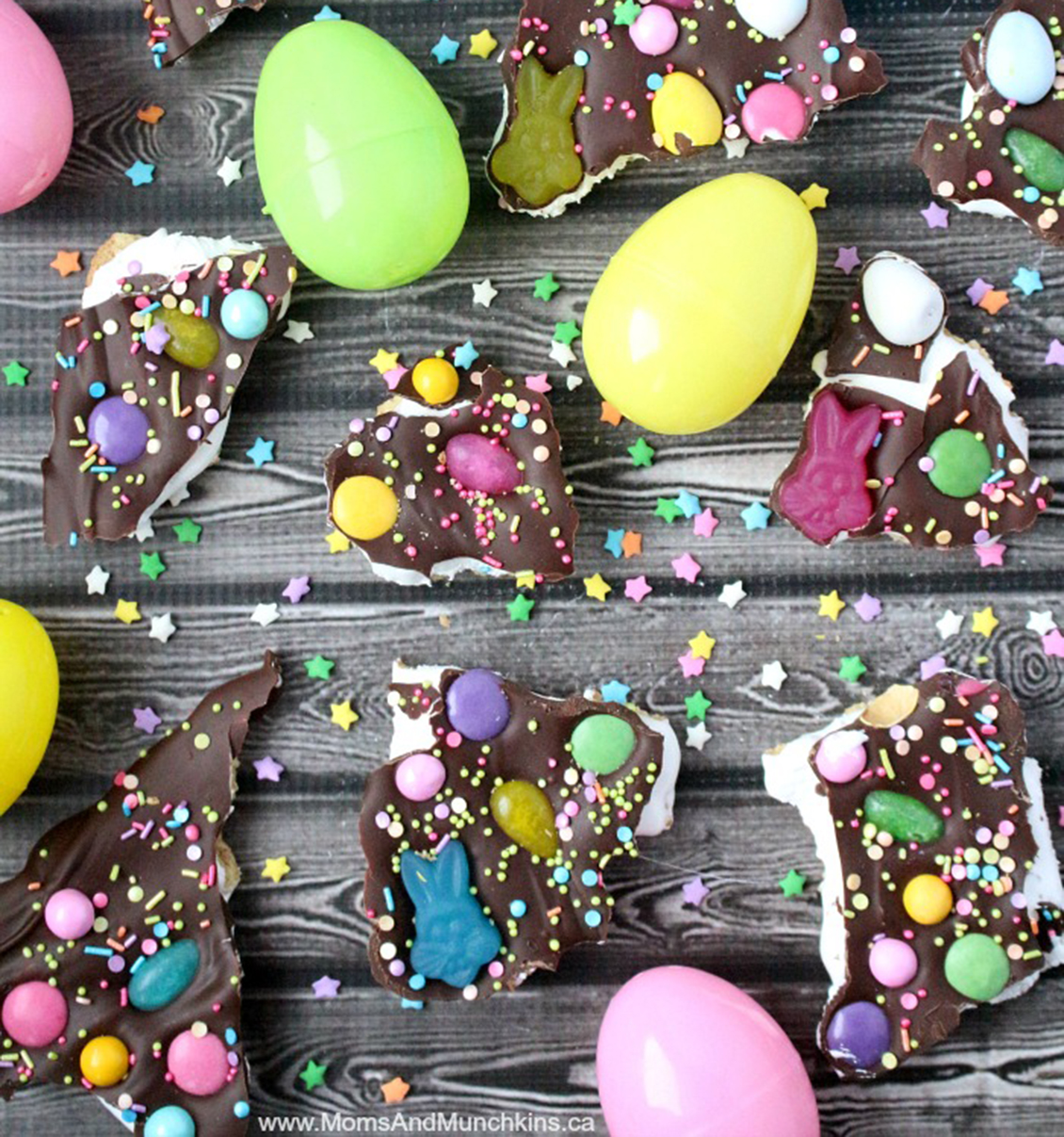 easter treats 14 Easter Bark Recipe