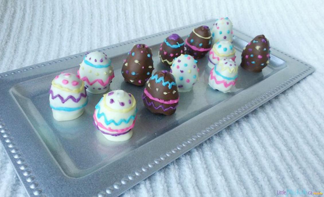 easter treats 6 Easter Oreo Balls