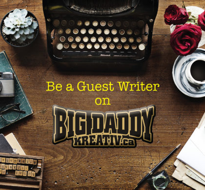 Guest Bloggers: Do You Want to be a Contributor on my Blog?