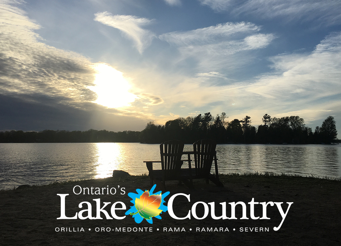 Visit Ontario's Lake Country: Orillia & Area's Four Season Playground!