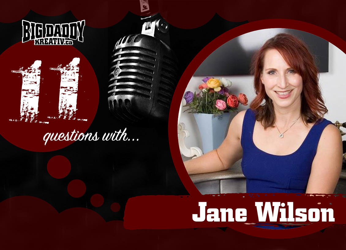 11 Questions with… Jane Wilson. @PoleFitNation #bdk11Qs