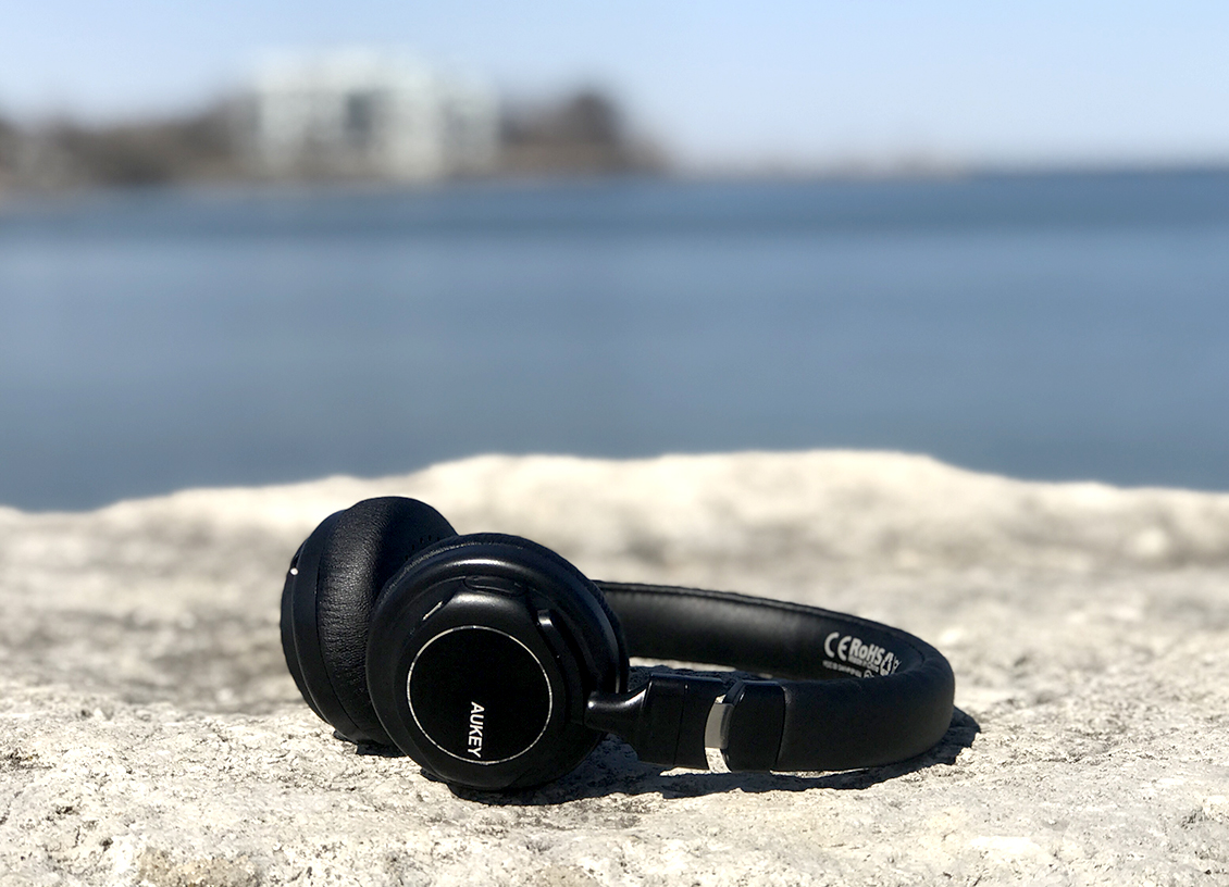 Wireless Music: A Review of AUKEY's EP-B36 Bluetooth Headphones