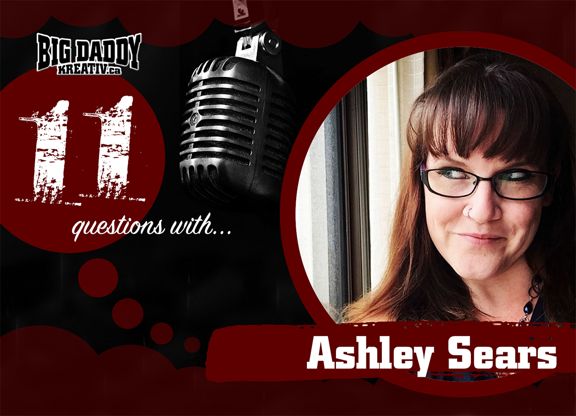 11 Questions with… Ashley Sears