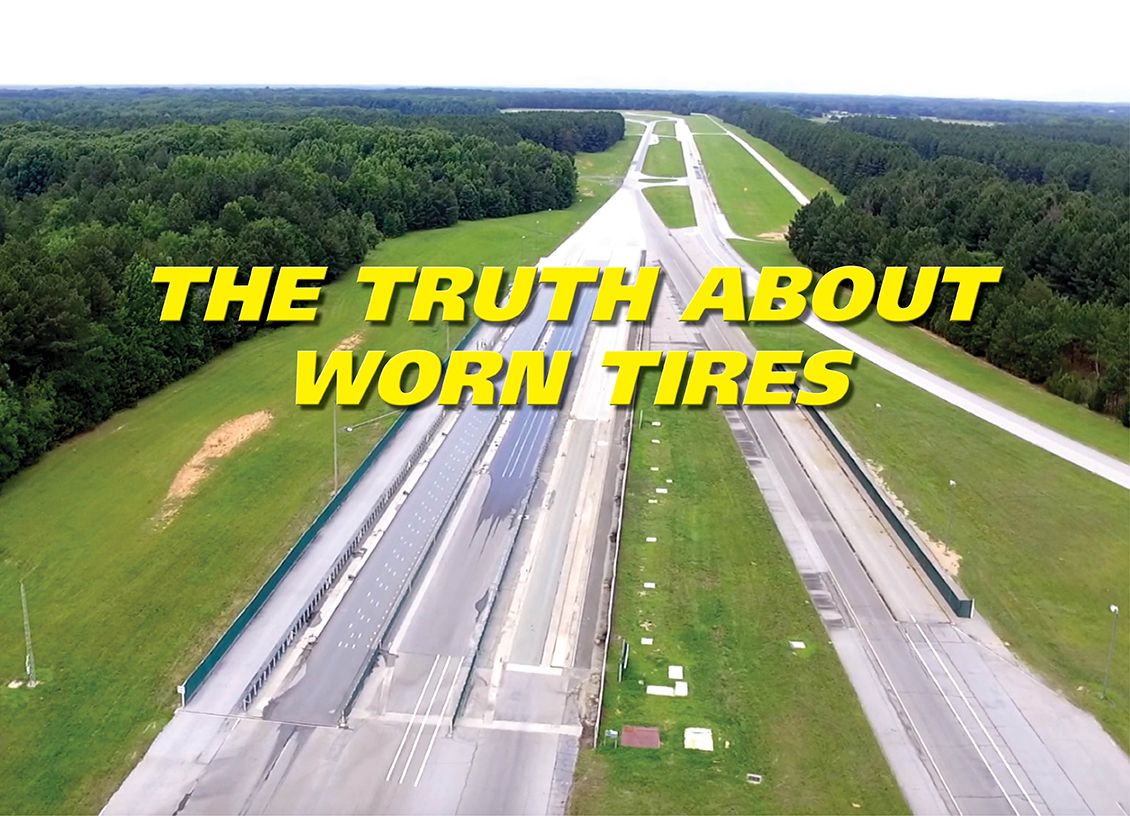 The Truth About Worn Tires: Not All Tires Are Created Equally. #sponsored @MichelinCAN #truthaboutworntires #bdkMichelinCa