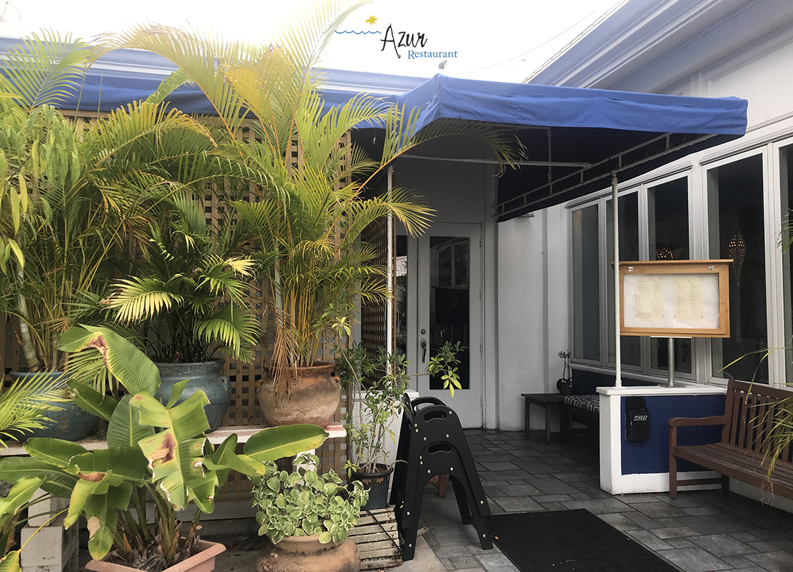 Florida Keys: A Mediterranean Inspired Brunch at Azur Restaurant